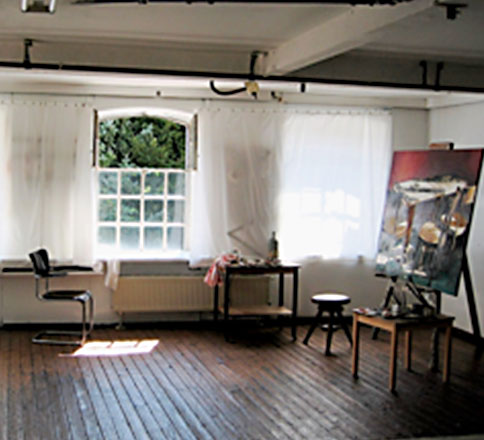 Hans-Peter Müller – Atelier