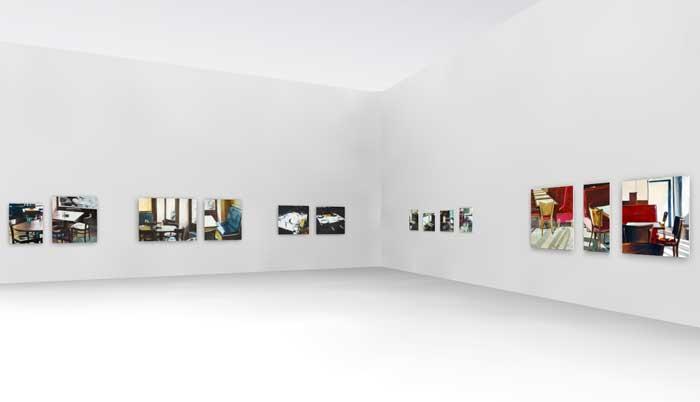 RETROSPEKTIVE (virtuelle Ausstellung) · Hans-Peter Müller, hpmuellermalerei.de